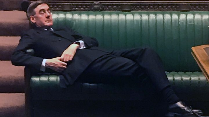 Jacob Rees-Mogg. Bing Creative Commons.
